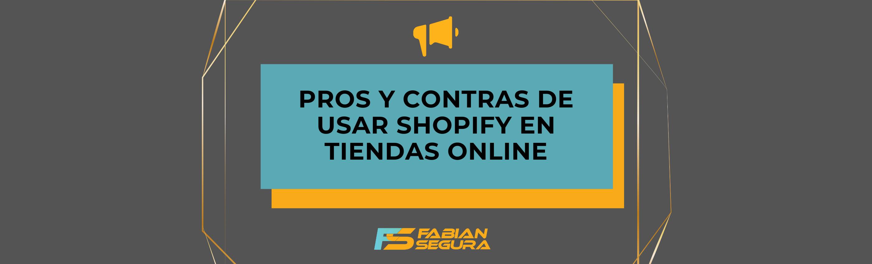 Lee más sobre el artículo Revisión de Shopify: pros y contras de usar Shopify para tiendas de comercio electrónico 2021